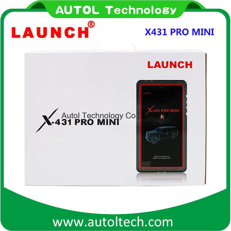 New Released Car Scanner X431 PRO Mini Original Automotive Launch Diagnostic Machine for All Cars Launch X431 PRO X431 PRO Mini