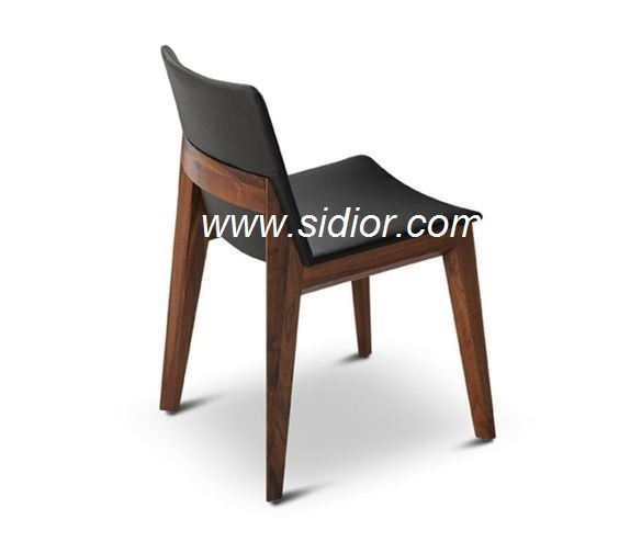 SD1002 Modern Restaurant Dining Room Furniture Wooden Dining Chair