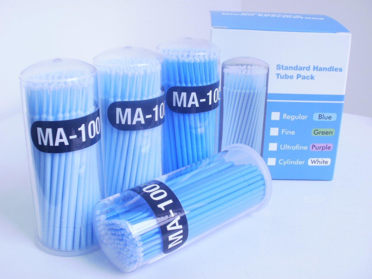 Dental Disposable Micro Brush Dental Materials Micro Applicators