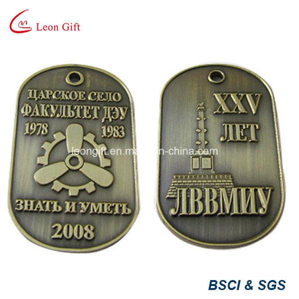 Hot Selling Factory Customized Logo Metal Gift Pet/Dog Tag