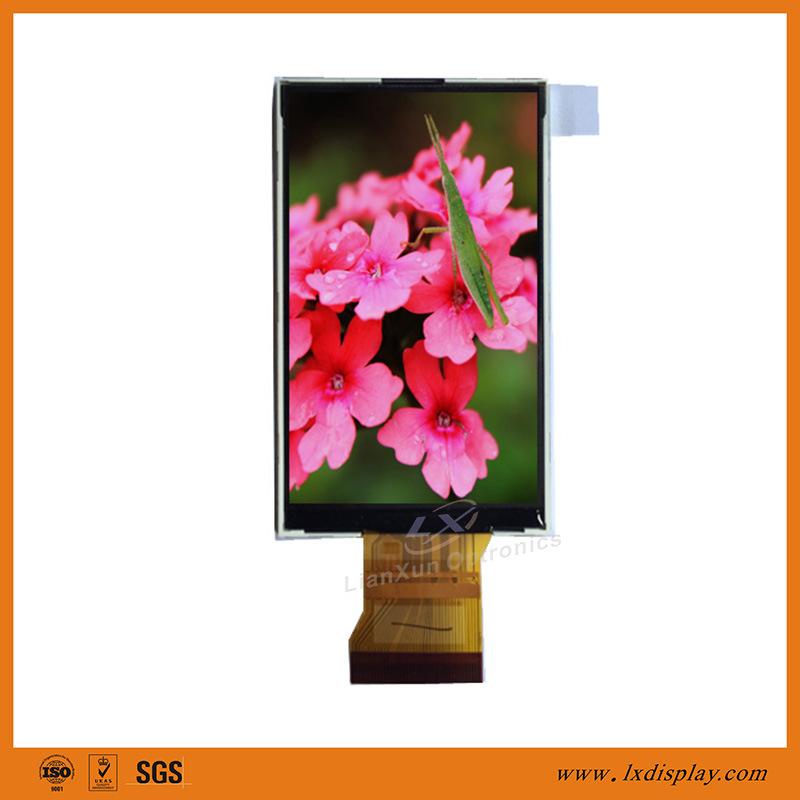 "China TOP 5 Car DVR TFT Factory 3.0"" 960X240 LCD Display Module"