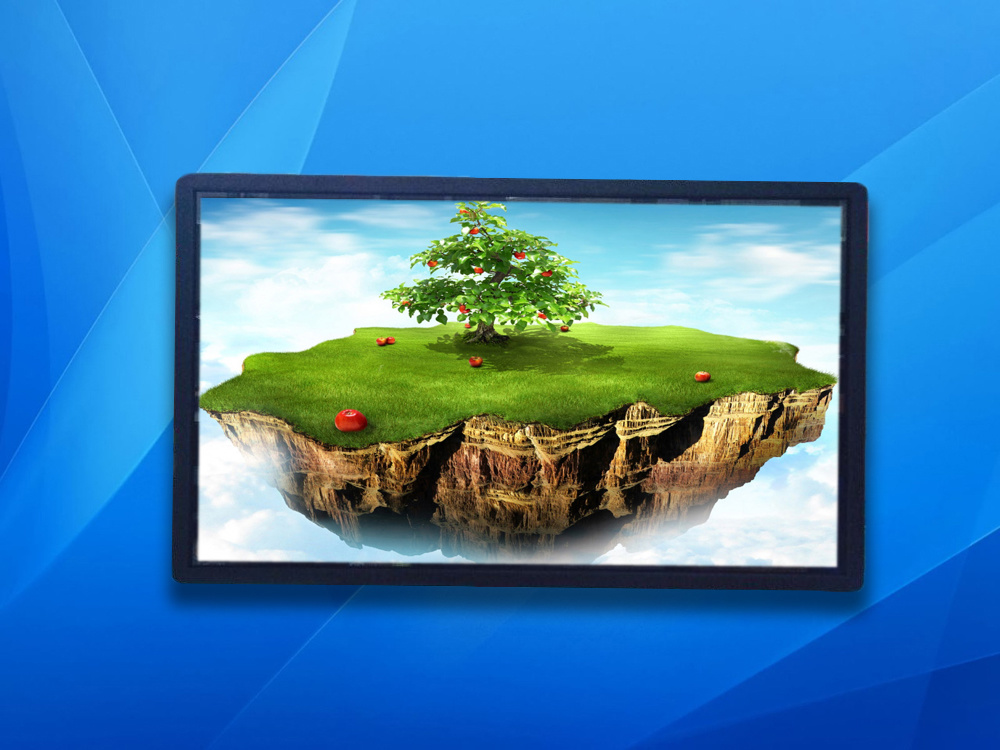 "43 ""LCD Open Frame Infrared Touch Screen"