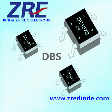 dB107s SMD Bridge Diode DBS Package dB207s