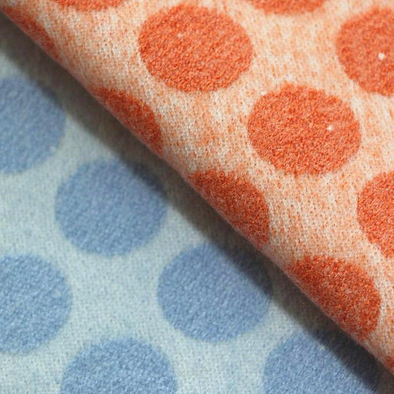 2017 New Yarn Beautifal Popular Spandex Acrylic Jacquard Fabric