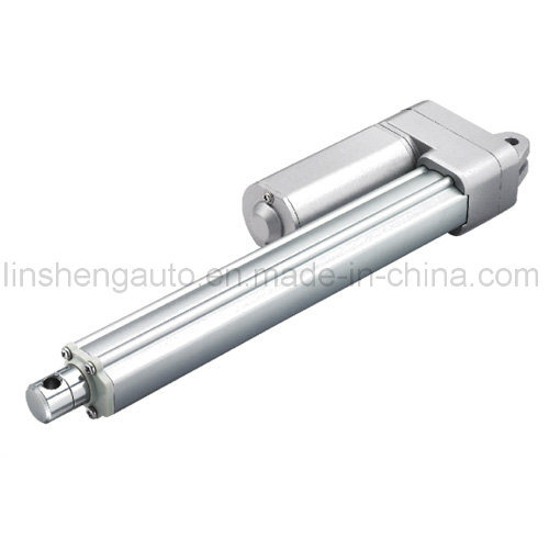 Low Noise Linear Actuator for Building Applications