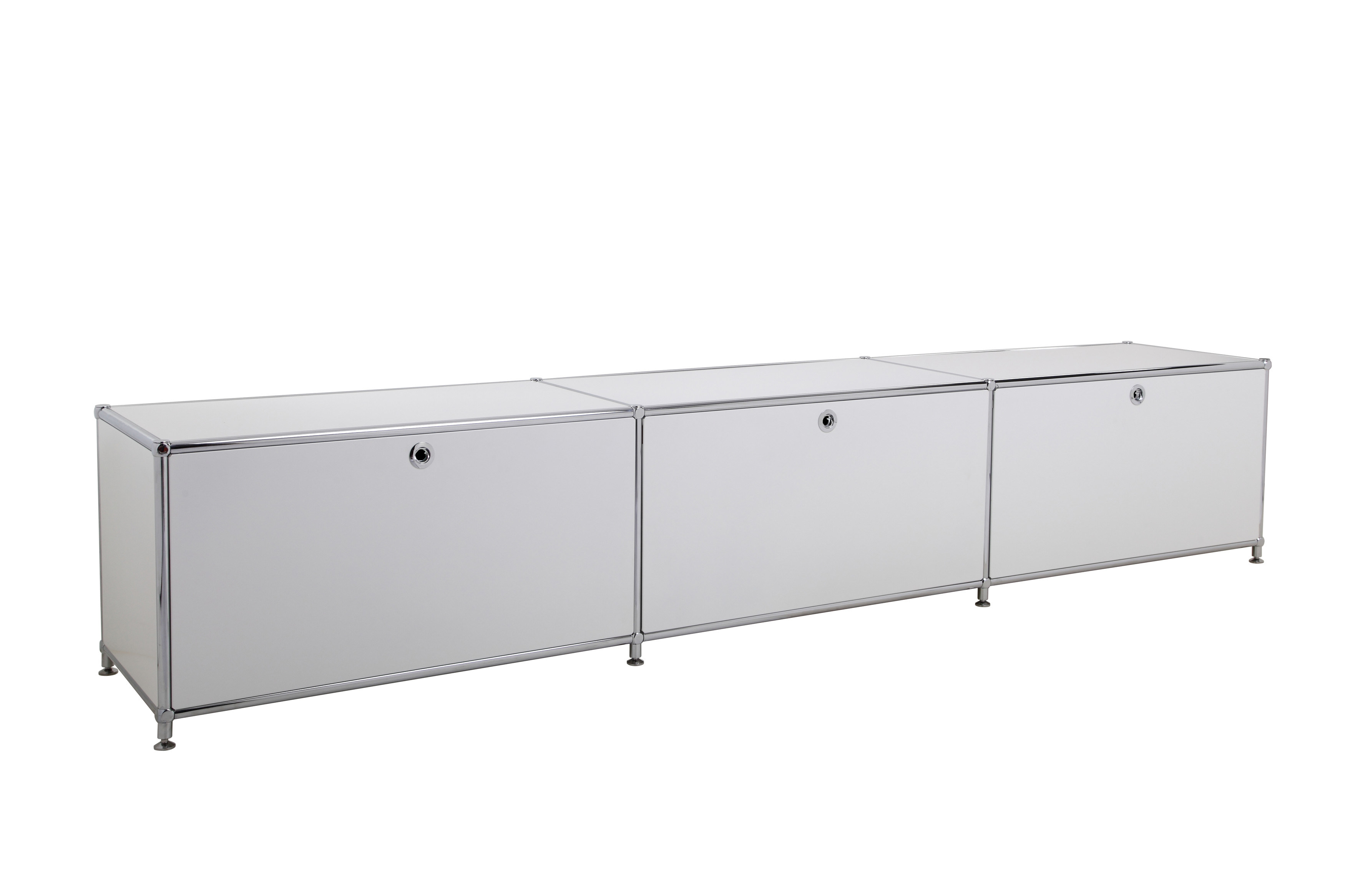 Quality Mobile Iron Office Furniture Modular Lateral Office Steel Filing Cabinet