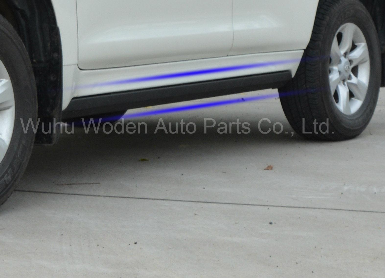 for Toyota-Prado Auto Accessory Electric Side Step/Running Board