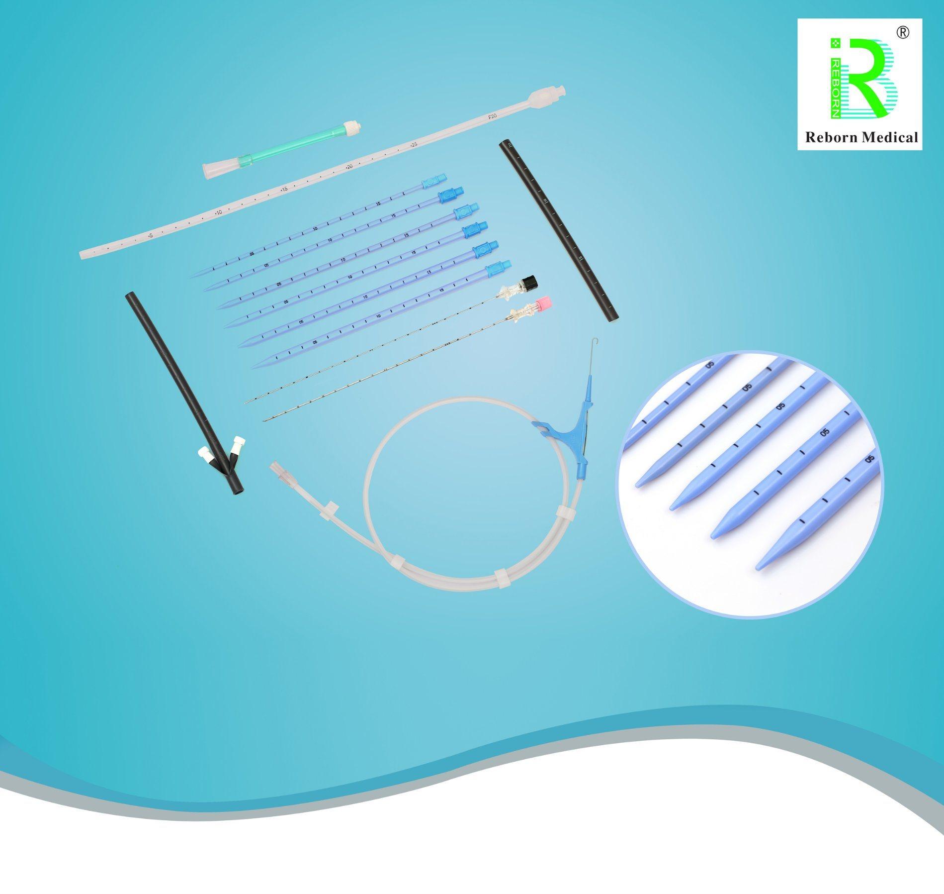 Urology Disposable Percutaneous Nephrostomy Catheter