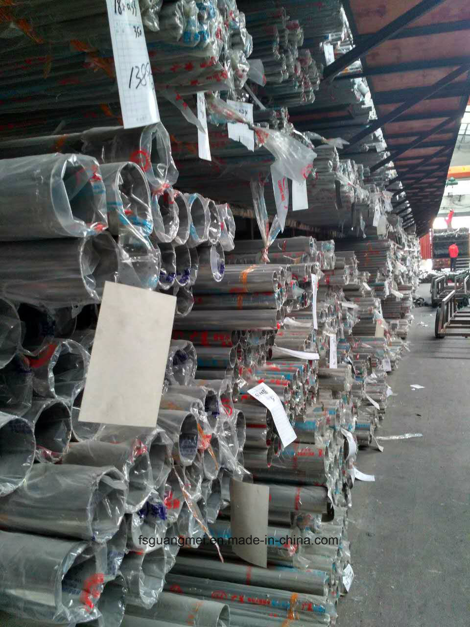 Stainless Steel Pipe for