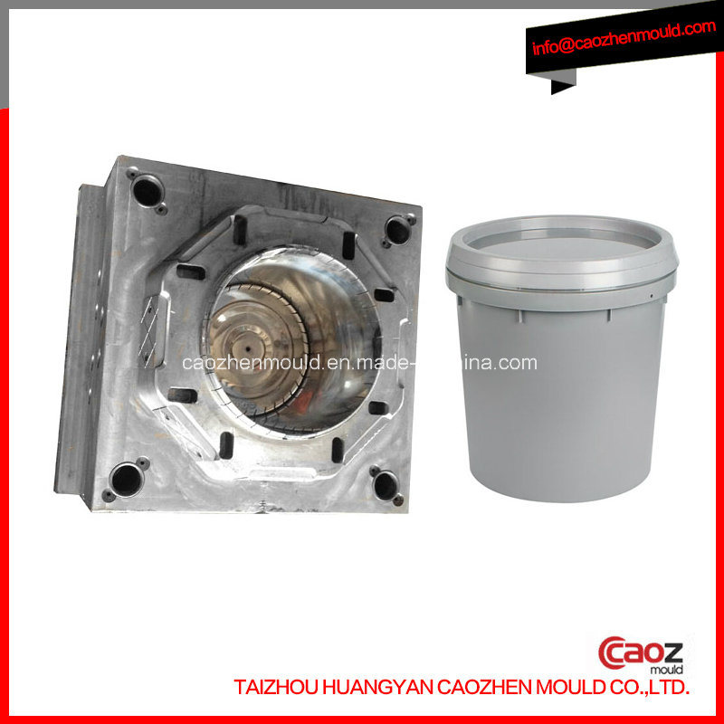 Plastic Leak Proof/Sealed Paint Bucket Mould