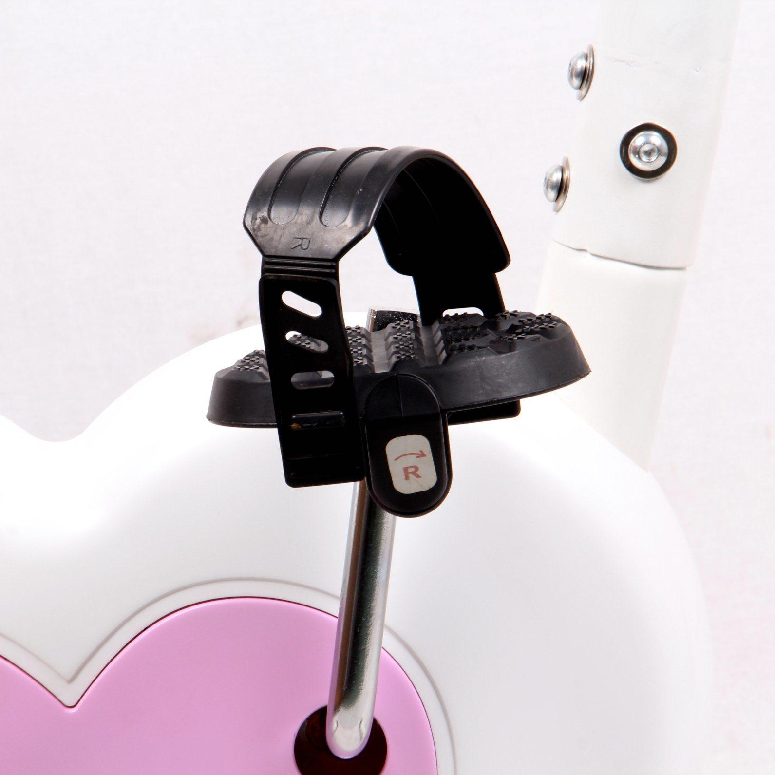 2017 New Design Sports Machine Heart-Shaped Exercise Bike Fitness Equipment