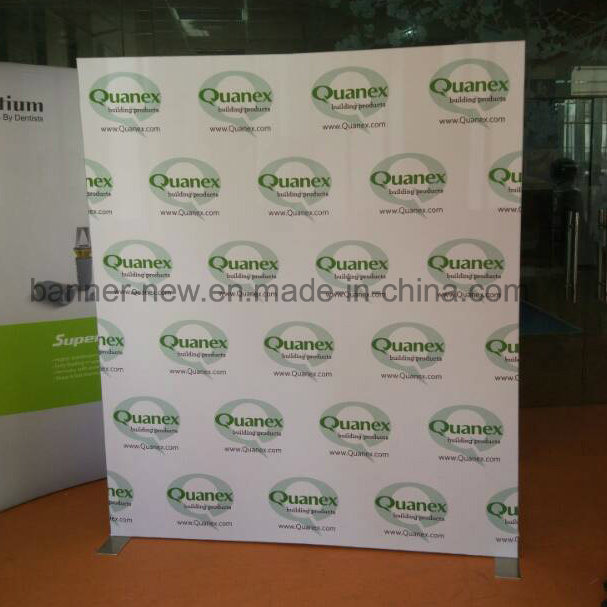 Easy Change Fabric Aluminum Frame Display Banner