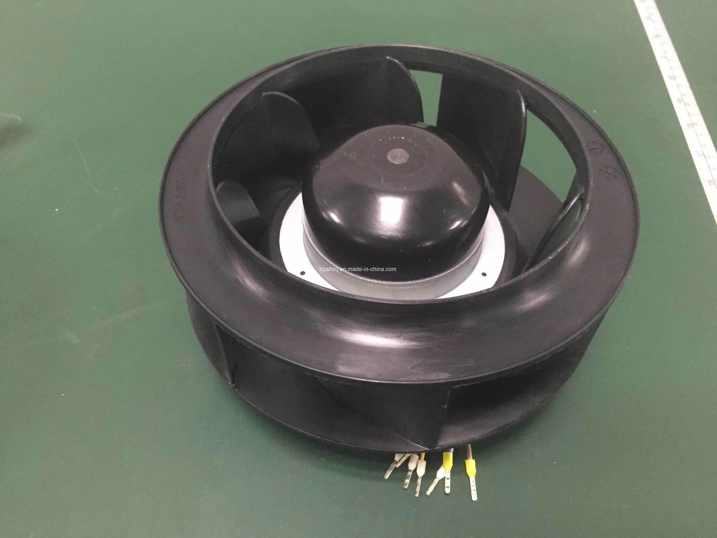 Afl Qualified Ec Centrifugal Fan Backward