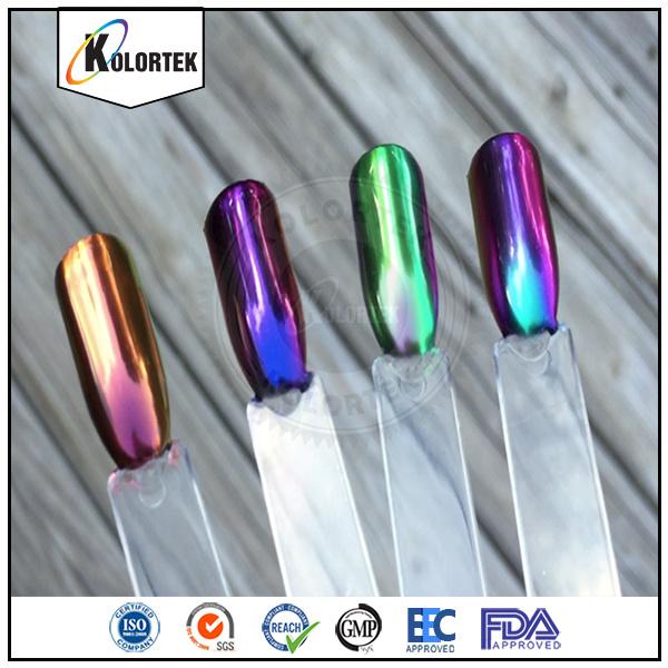 Kolortek Chameleon/Cameleon Pigment, Color Shift Pearl Pigment Supplier
