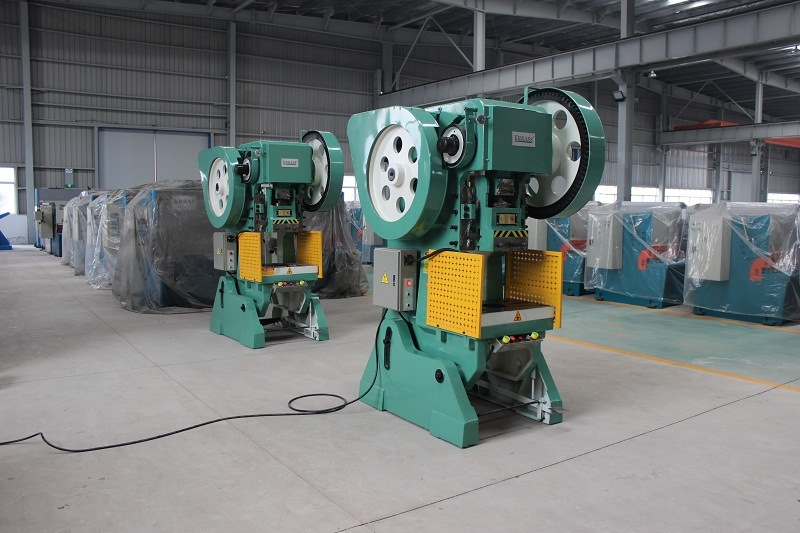J23 Automatic Metal Punching Machine
