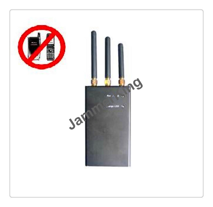 China Handheld Mini 2g/3G Cell Phone Signal Blocker/Jammer; 2g Cell Phone and Gpsl1 Mobile Signal Blocker - China 2g/3G Jammer, Cellphone Jammer