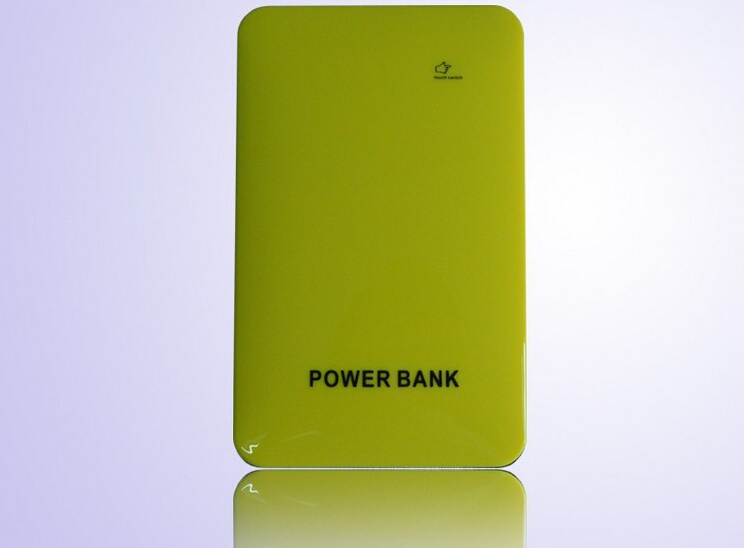 Power Bank 4000mAh Ultra-Thin Portable Charger with LED Indicator