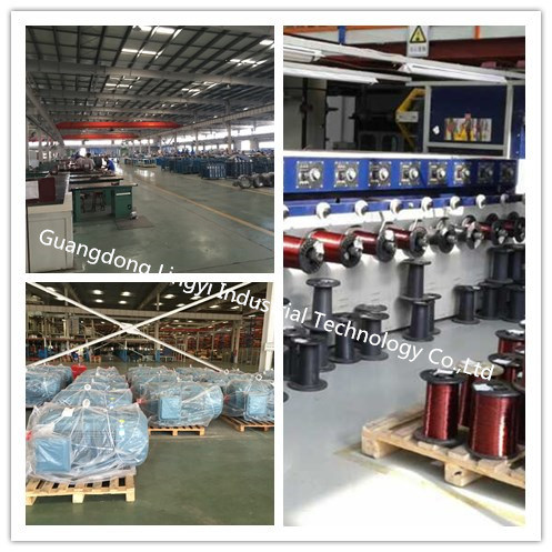 Explosion Proof Asynchronous Electric Motor, Applied to Metallurgical