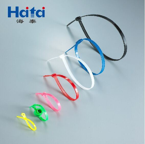 Flat Buckle Cable Ties