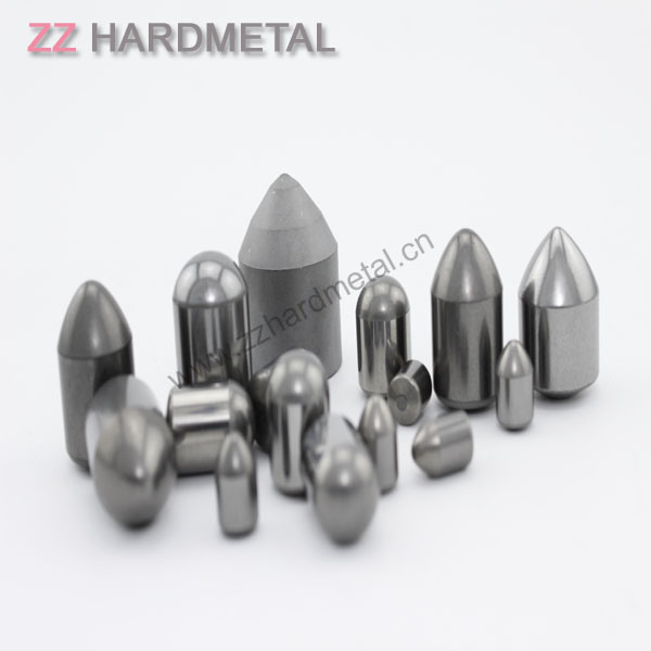 Tungsten Carbide Drilling Button Bits