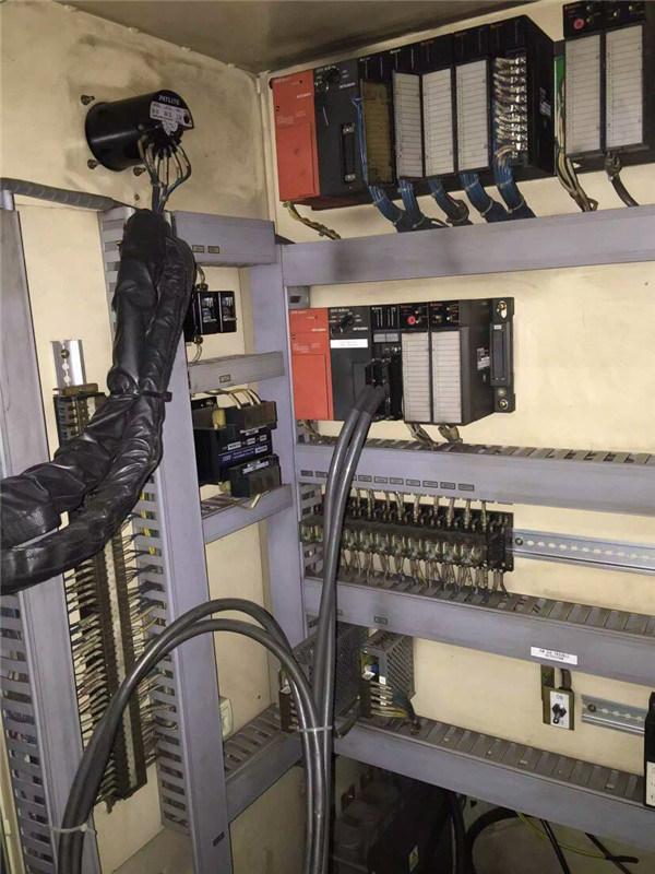Second Hand 1300mm 4 Shafts Hot Sale BOPP Tape Slitting and Rewinding Machine
