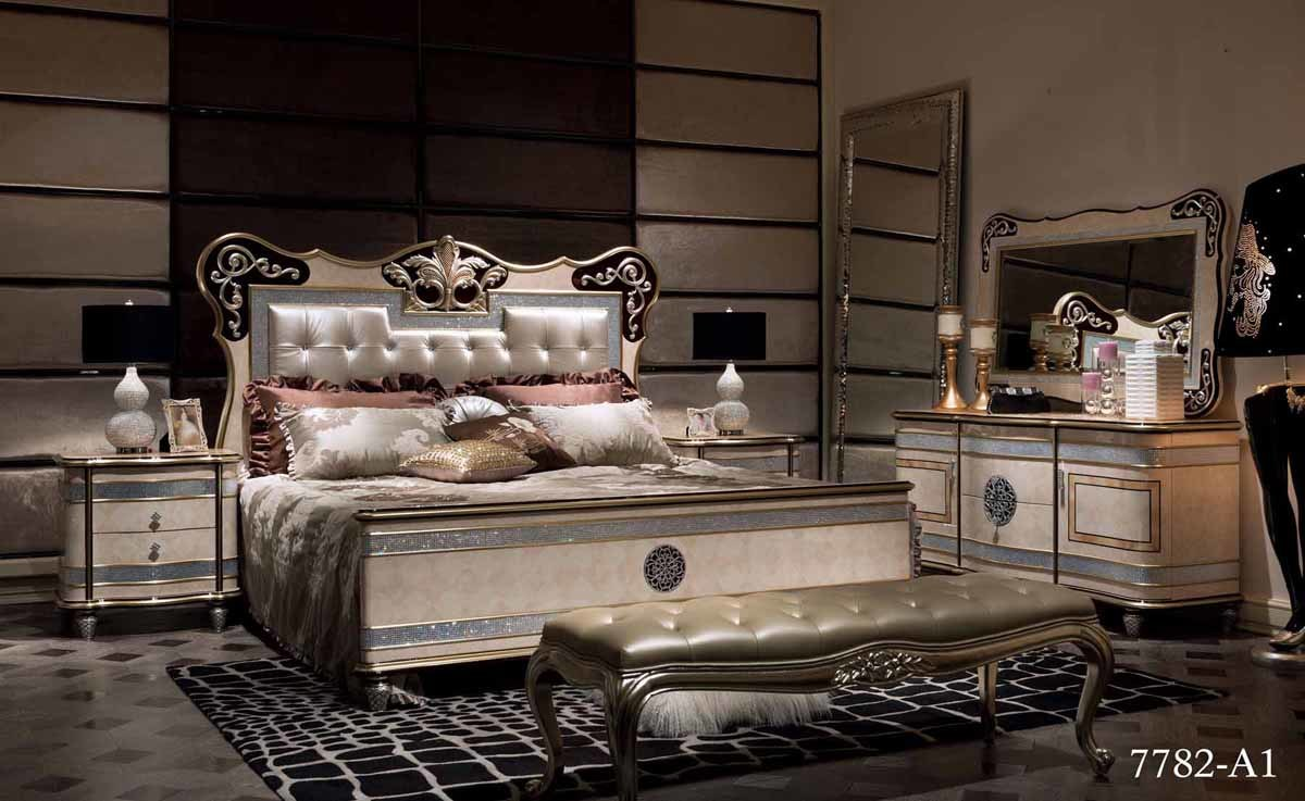Classical MDF Bedroom Furniture