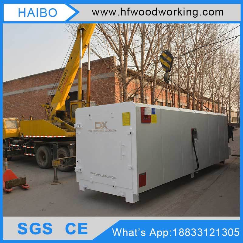 Dx-3.0III-Dx Professionally Designed Wood Dryer Machine for Drying All Kinds Wood