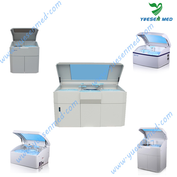 Yste180c Medical Fully Automatic Blood Chemistry Analyzer