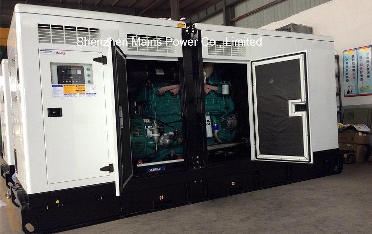 500kVA 400kw Cummins Silent Diesel Generator Standby 550kVA