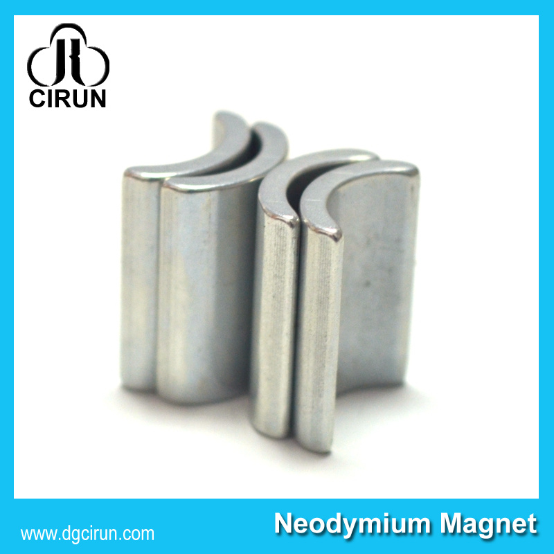 Arc Shape C-Type Segment Generator Motor Permanent NdFeB Magnet