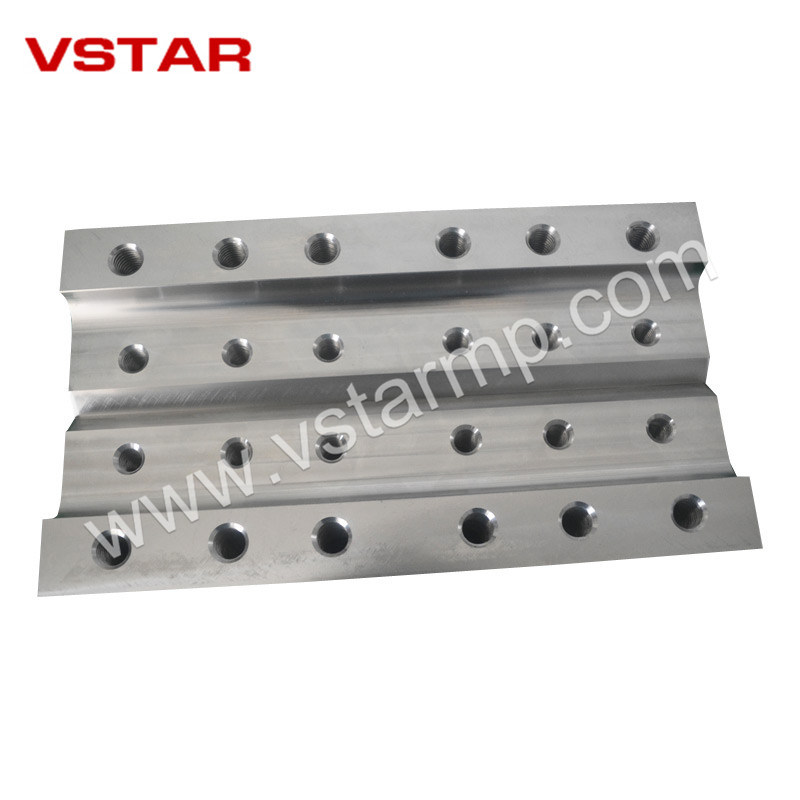 Power Casting Metal Plate Part for Industrial Equipment High Precision Spare Part