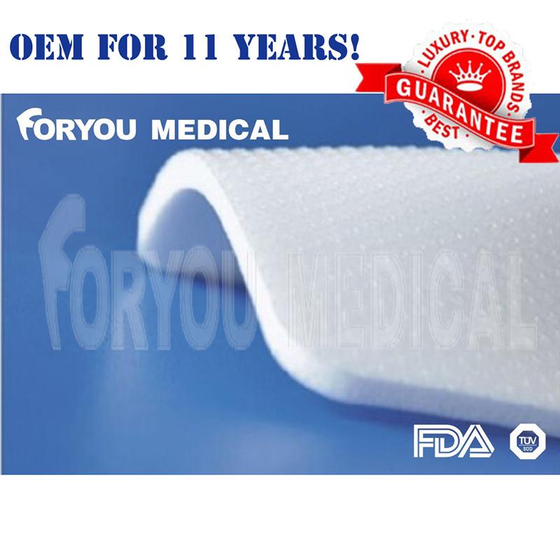 2016 Premium Luofucon Medical Scar Silicone Gel Dressing Sheet CE/FDA/ISO13485