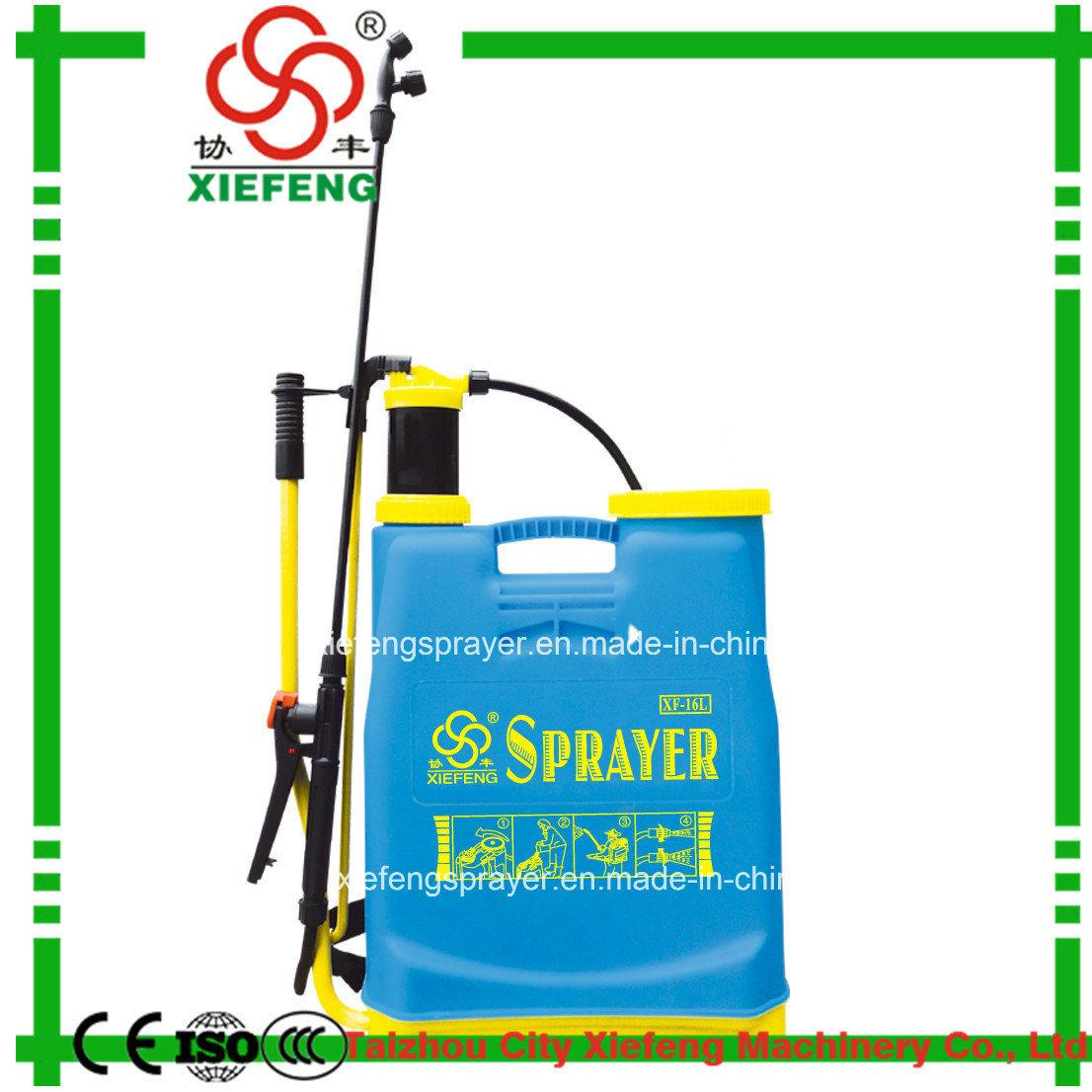 16liter Manual Agricultural Sprayer