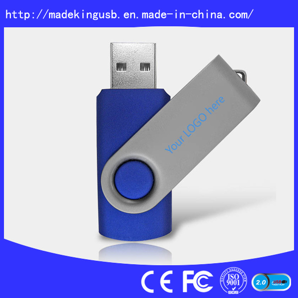 Classical High Quality Twister / USB Flash Drive for Promotion Gifts