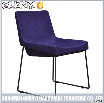Chrome Leg Frame 2016 Colorful Simple Living Room Furniture for Sale