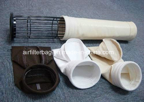 Polyester Oil&Water Repellent and Anti-Static Filter Bag (Air Filter)