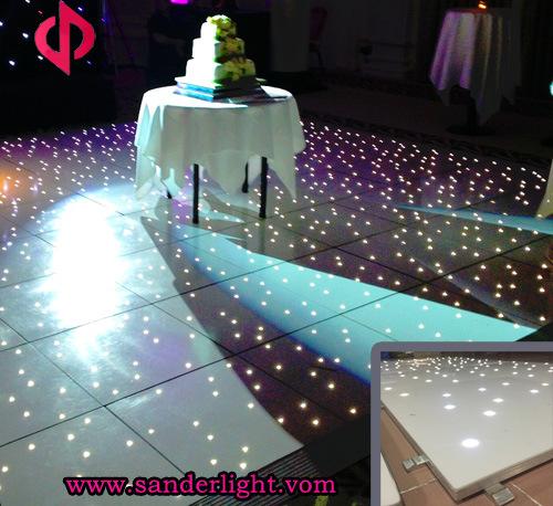 Wedding Dance Floor Used LED Dance Floor for Sale Starlit Dance Floor