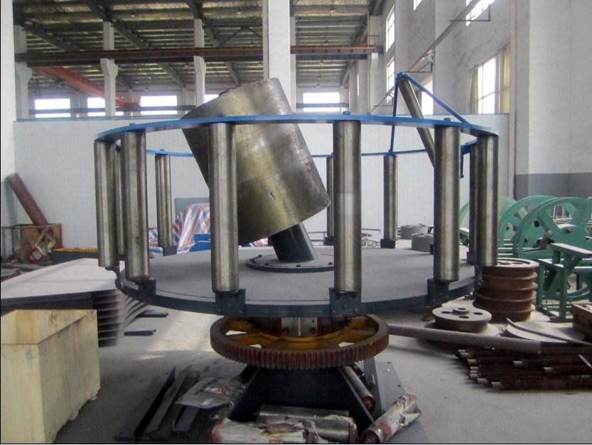 Wg114 High Quality Tube Making Machine