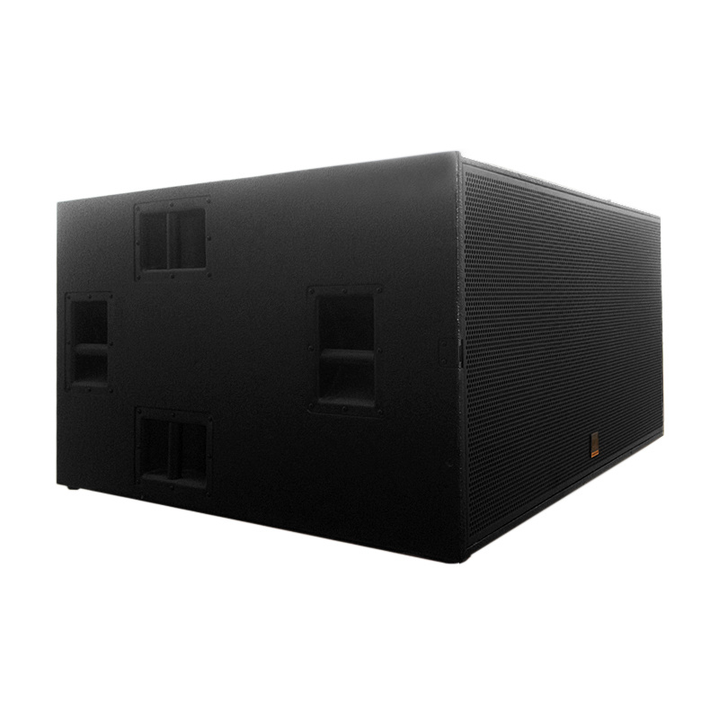 "Sb28 Dual 18"" 2000W Line Array Subwoofer Speaker"