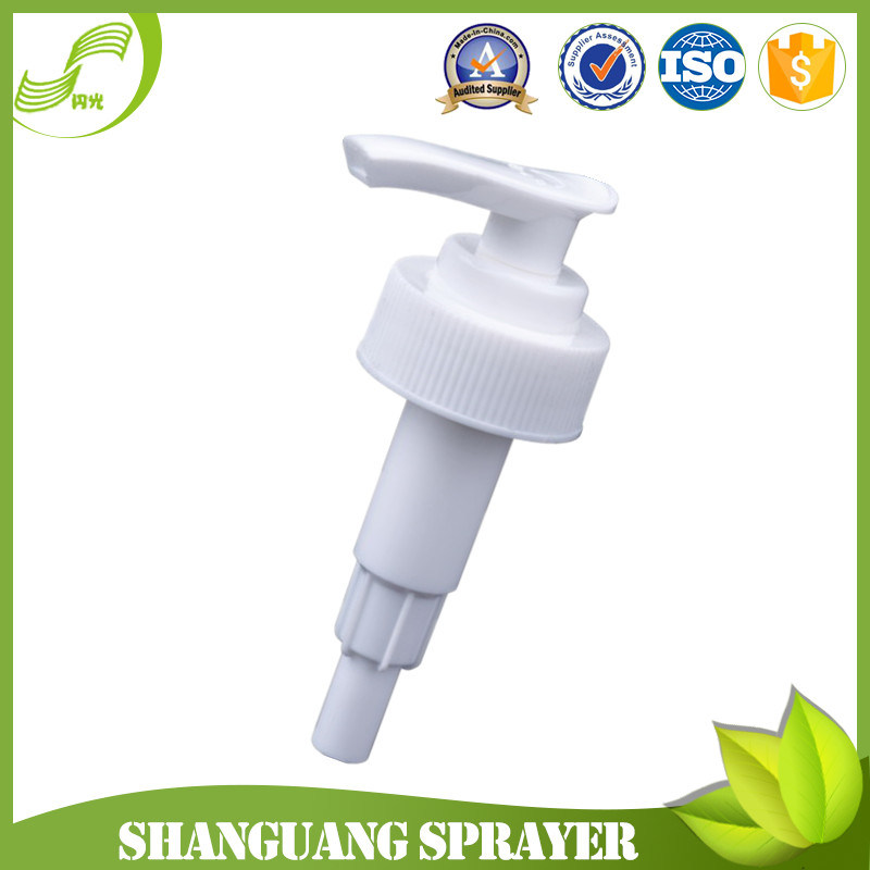 28 400 Plastic White Color Hand Wash Pump
