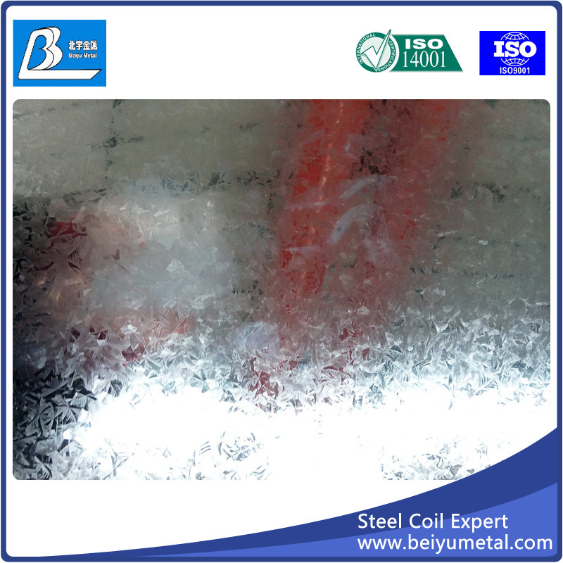 ASTM A653 HDG Regular Spangle Galvanized Steel Coils Gi Sheet