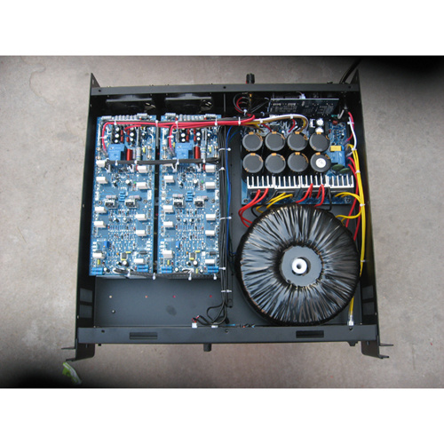 Sound System PA Audio Stereo Speaker Professional Power Amplifier