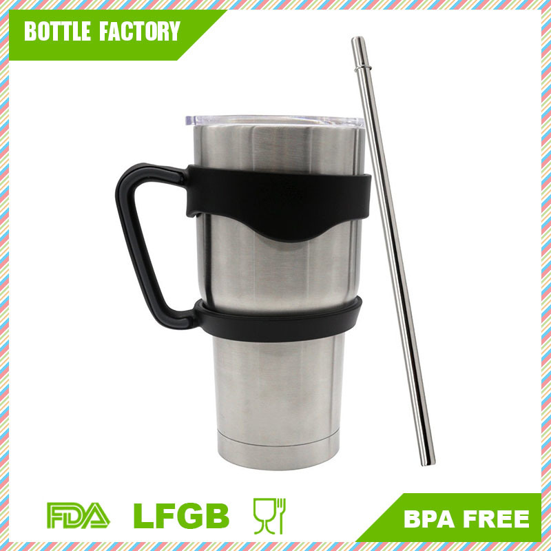 30 Oz. Insulated Tumbler, Stainless Steel Coffee Travel Mug