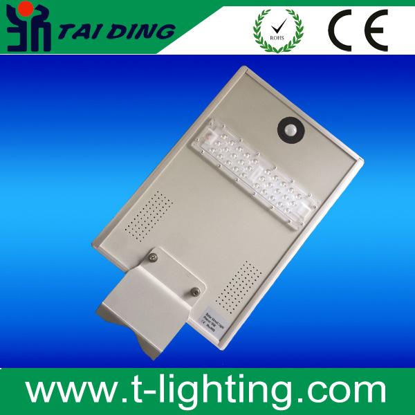 Solar LED Road Lamp Ml-Tyn-2 Series Integrated Solar Street Light