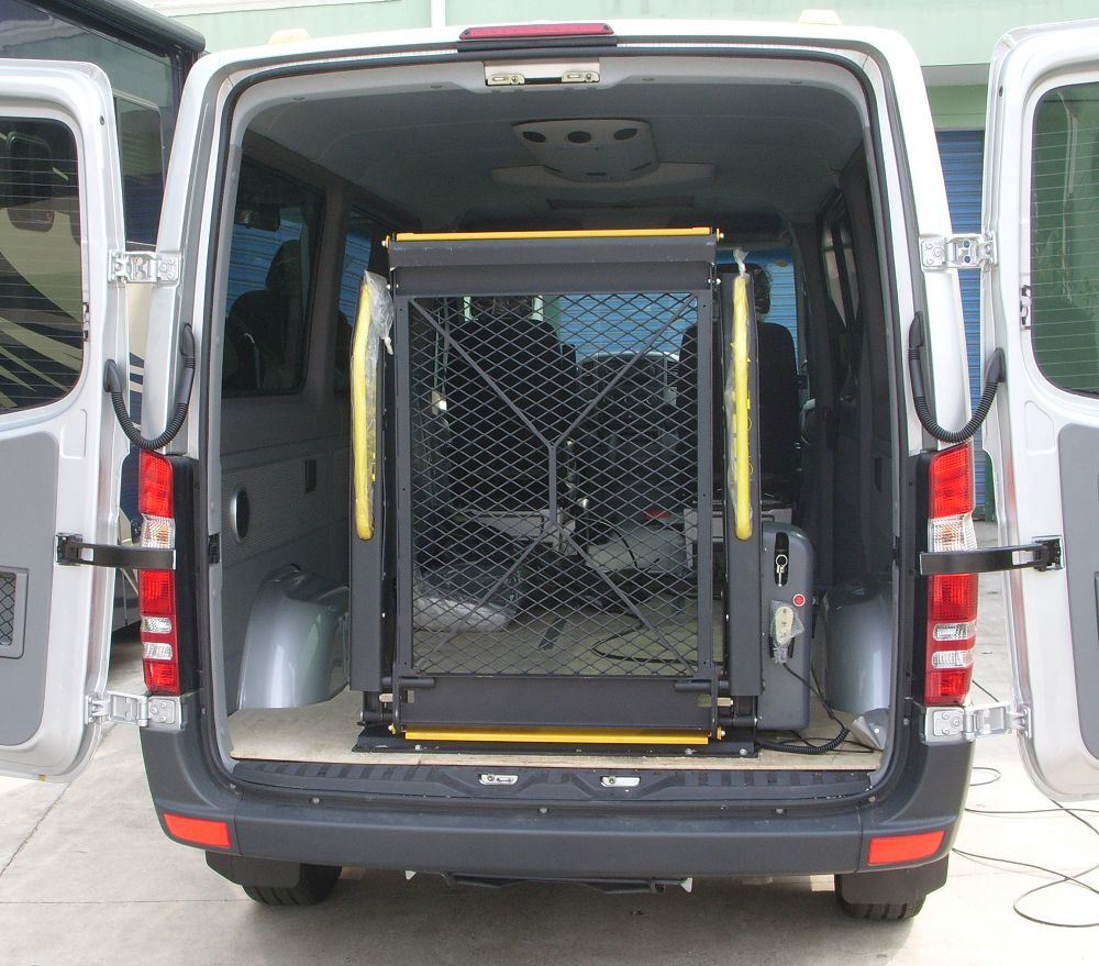 Hydraulic Wheelchair Lifts For Vans : China hydraulic wheelchair lifts for van hoist