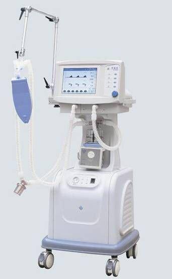 Ventilator with Air Compressor (MCV-3020B)