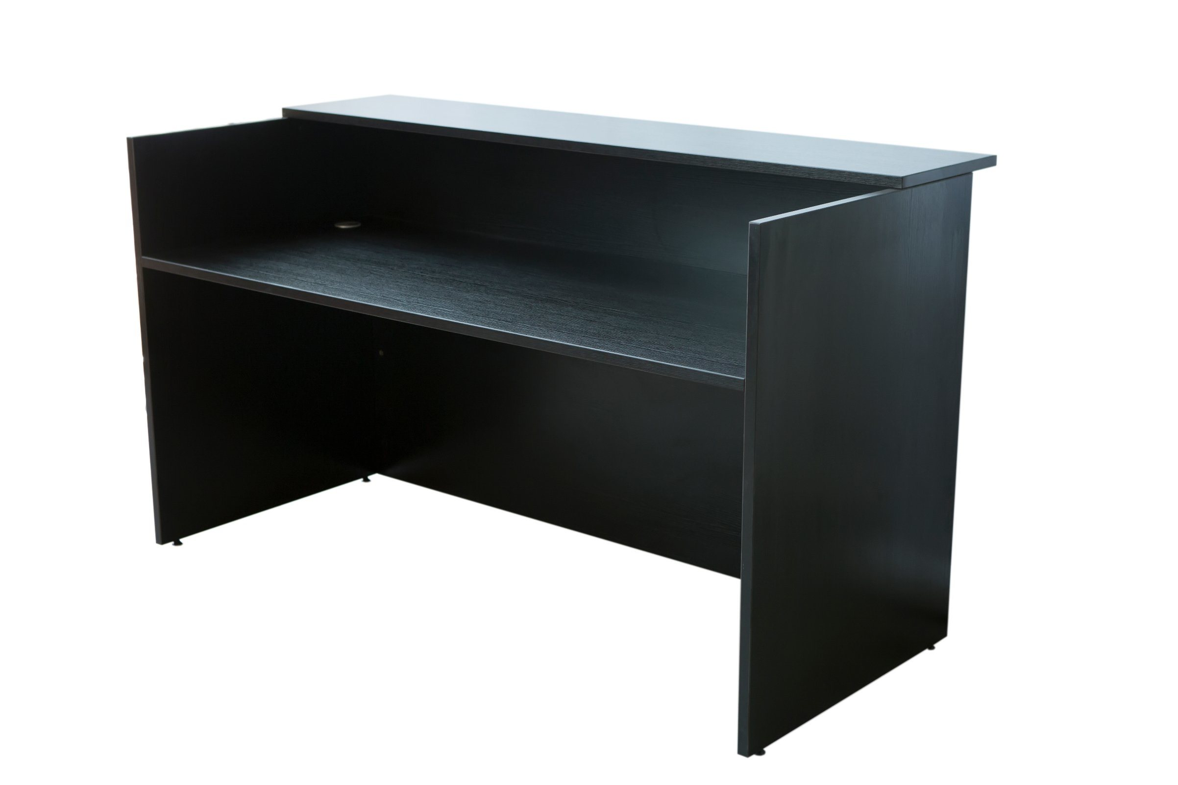 Modern High Quality MFC Board Office Furniture Reception Desk Shell
