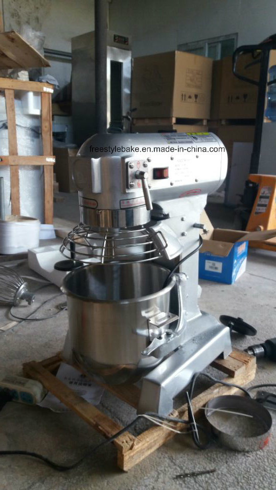 10L-80L Planetary Food Mixer for Whipping Eggs with Safety Guard (YL-10B)