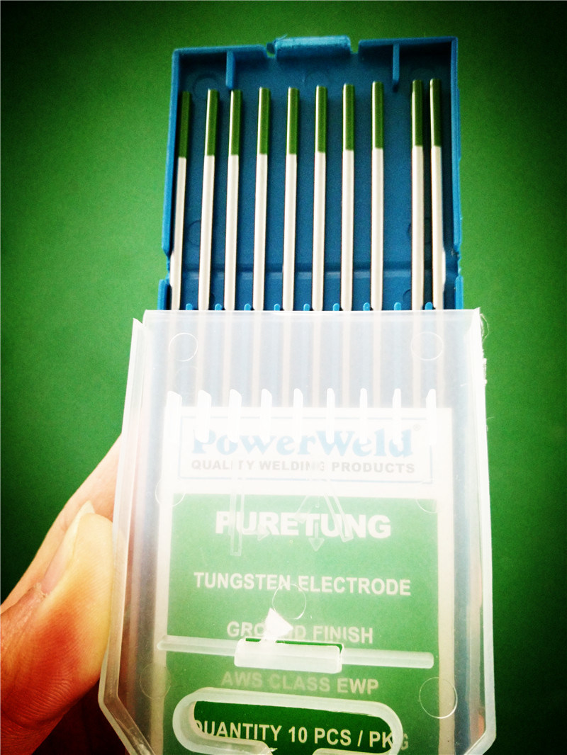 Shandong Huaye Tungsten Electrode for TIG Welding