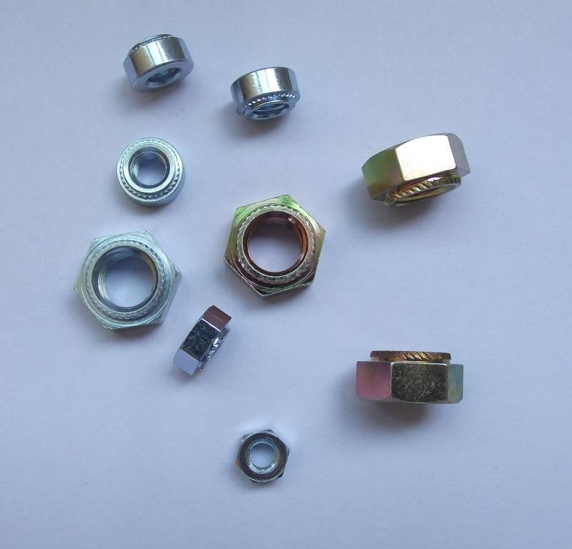 All The Specs in Stock Both Steel and Stainless Steel (OM-S/CLS/CLA/SP) Self Clinching Nut